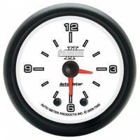 Gauges - Clocks - Auto Meter - Auto Meter Phantom II Clock - 2-1/16 in.