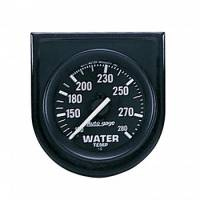 Water Temp Gauges - Mechanical Water Temp Gauges - Auto Meter - Auto Gage Water Temperature Gauge Panel - 2-1/16""