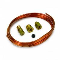 "Gauge Parts & Accessories - Gauge Tubing - Auto Meter - Auto Meter 1/8"" Copper Tubing - 6 Ft."