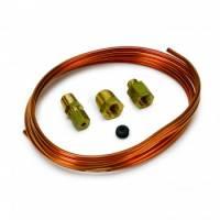 """Gauge Components - Gauge Tubing - Auto Meter - Auto Meter 1/8"""" Copper Tubing - 6 Ft."""