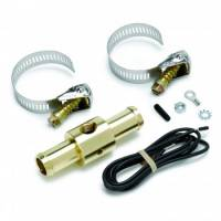 Fuel System Fittings, Adapters and Filters - Fuel Pressure Take Off Adapters - Auto Meter - Auto Meter Heater Hose Adapter - 5/8 in.