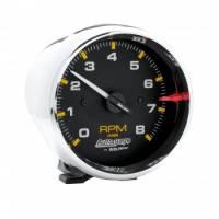 "Standard Tachometers - Pedestal Standard Tachs - Auto Meter - Auto Gage Tachometer - 3-3/8"""