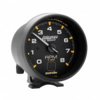 Tachometers - Shift Light Tachometers - Auto Meter - Auto Gage Shift-Lite Tachometer - 3-3/8 in.