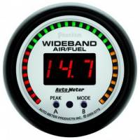 Gauges - Digital Air / Fuel Ratio Gauges - Auto Meter - Auto Meter Phantom Wide Band Air / Fuel Ratio Kit - 2-1/16 in.
