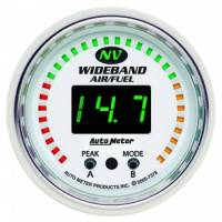 Gauges - Digital Air / Fuel Ratio Gauges - Auto Meter - Auto Meter NV Wide Band Air / Fuel Ratio Kit - 2-1/16 in.