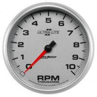 "Gauges - Oil Temp Gauges - Auto Meter - Auto Meter 5"" Ultra-Lite II In-Dash Tachometer - 10,000 RPM"