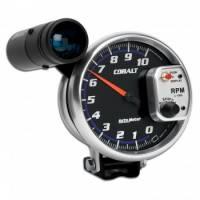 Tachometers - Shift Light Tachometers - Auto Meter - Auto Meter Cobalt Shift-Lite Tachometer - 5 in.