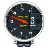 "Memory Tachometers - Pedestal Memory Tachs - Auto Meter - Auto Meter Pro-Comp Memory Tachometer - 5"""