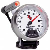Tachometers - Shift Light Tachometers - Auto Meter - Auto Meter C2 Tachometer - 3-3/4 in.