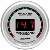 Digital Gauges - Digital Air/Fuel Ratio Gauges - Auto Meter - Auto Meter Ultra-Lite Wide Band Air / Fuel Ratio Kit - 2-1/16 in.
