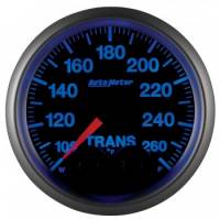 Transmission Temp Gauges - Electric Transmission Temp Gauges - Auto Meter - Auto Meter Elite Series Transmission Temperature Gauge - 2-1/16""