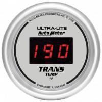 Digital Gauges - Digital Transmission Temperature Gauges - Auto Meter - Auto Meter Ultra-Lite Digital Transmission Temperature Gauge - 2-1/16 in.