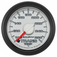 Transmission Temp Gauges - Electric Transmission Temp Gauges - Auto Meter - Auto Meter Factory Match Transmission Temperature Gauge - 2-1/16""