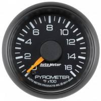 Gauges - Exhaust Gas Temp Gauges - Auto Meter - Auto Meter 2-1/16 Pyrometer Gauge - GM Diesel Truck