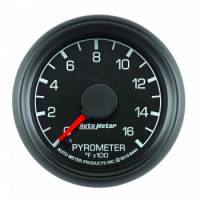 Analog Gauges - Exhaust Gas Temperature Gauges - Auto Meter - Auto Meter Factory Match Pyrometer / EGT Gauge - 2-1/16 in.