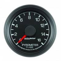 Gauges - Exhaust Gas Temp Gauges - Auto Meter - Auto Meter Factory Match Pyrometer / EGT Gauge - 2-1/16 in.