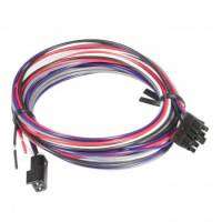 Gauge Components - Gauge Wiring Harness & Cables - Auto Meter - Auto Meter Stepper Motor Temperature Gauge Harness