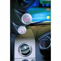 Ford F-150 - Ford F-150 Gauges and Accessories - Auto Meter - Auto Meter Gauge Works Dual Gauge Pod - 2-1/16 in.