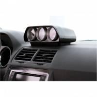 Dodge Challenger - Dodge Challenger Gauge Components - Auto Meter - Auto Meter 2-1/6 Gauge Dash Pod - 2010 Challenger