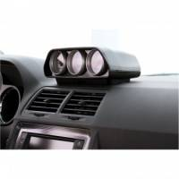 Street Performance USA - Auto Meter - Auto Meter 2-1/6 Gauge Dash Pod - 2010 Challenger