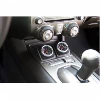 Chevrolet Camaro (5th Gen 09-15) - Chevrolet Camaro (5th Gen) Gauges and Accessories - Auto Meter - Auto Meter Console Gauge Pod