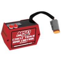 Sprint Car & Open Wheel - MSD - MSD Pro Mag 44 Amp Generator - CCW Rotation - Red - Pro Cap - Band Clamp