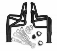 "Street Performance USA - Flowtech - Flowtech Long Tube Headers- 1970-79 Firebird/1964-75 GTO/LeMans/Grand-Am - 350/455 - 1.625"" - 3"" Collector - Black Paint"