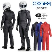 Crew Apparel - Crew Mechanics Suits - Sparco - Sparco Driver Suit