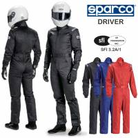 Racing Suits - Racing Suit Packages - Sparco - Sparco Driver Suit Safety Package