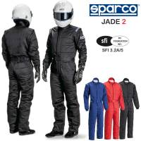 Racing Suits - Racing Suit Packages - Sparco - Sparco Jade 2 Driver Safety Package