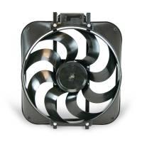 "Cooling & Heating - Flex-A-Lite - Flex-A-Lite 15"" Black Magic S-Blade Reversible Electric Fan"