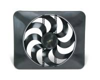 Dodge Ram 2500HD/3500 Heating and Cooling - Dodge Ram 2500HD/3500 Cooling Fans - Electric - Flex-A-Lite - Flex-A-Lite Direct-Fit Black Magic Xtreme Electric Fan - 2003-09 Dodge Ram