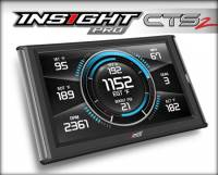Chevrolet 2500/3500 Gauges and Accessories - Chevrolet 2500/3500 Gauge Kits - Edge Products - Edge Insight Pro CTS2 Monitor