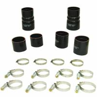 Truck & Offroad Performance - Ford F-250 / F-350 - BD Diesel - BD Diesel Intercooler Hose & Clamp Kit - 1999.5-2003 Ford 7.3L PowerStroke