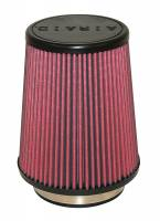"Air Filter Elements - Conical Air Filters - Airaid - AIRAID Universal Air Filter - Conical - 4"" Flange I.D. - 5.844"" Base x 4.719"" Top x 7"" Height"