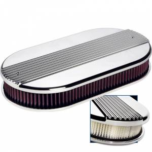 Air Cleaners and Intakes - Air Cleaner Assemblies - Oval Air Cleaner Assemblies