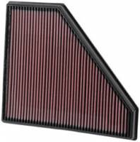 Chevrolet Camaro - Chevrolet Camaro (6th Gen 16-Up) - K&N Filters - K&N Performance Air Filter - 2017 Chevy Camaro/2013-17 Cadillac CTS/ATS 2.0L/2.5L/3.6L