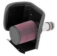 Air Intakes - Dodge / Chrysler / Mopar Air Intakes - K&N Filters - K&N 69 Series Typhoon® Air Intake System - 2013-14 Dodge Dart 1.4L
