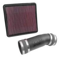 Air Intakes - Toyota Air Intakes - K&N Filters - K&N 57 Series FIPK Air Intake System - 2007-13 Toyota Tundra/Sequoia 5.7L