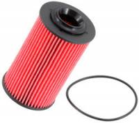 Oil Filter - Oil Filters - In-Line - K&N Filters - K&N Pro Series Cartridge Oil Filter - GM V6 1999-2017