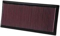 Dodge Ram 1500 Air and Fuel - Dodge Ram 1500 Air Filter Elements - K&N Filters - K&N Replacement Air Filter - Dodge Fullsize Truck 1994-2002