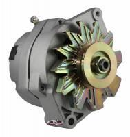 Ignition & Electrical System - Tuff Stuff Performance - Tuff Stuff Alternator - 100 AMP - OEM/1-Wire - GM - V-Groove Pulley - Internal Regulator