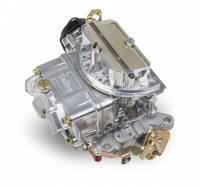Carburetors - Street Performance - Holley OEM Musclecar Carburetors - Holley Performance Products - Holley 325 CFM Center Carburetor - Shiny - Electric Choke