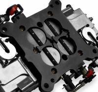 Holley Performance Products - Holley 4150 Aluminum Ultra XP 750 CFM Carburetor - Circle Track - Black/Chromate - Image 3