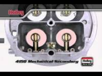 Holley Performance Products - Holley 4150 Aluminum Ultra XP 750 CFM Carburetor - Circle Track - Black/Chromate - Image 6