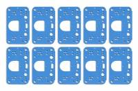Gaskets and Seals - Holley Performance Products - Holley Dominator 3 Circuit Metering Block Gasket (10 Pack)