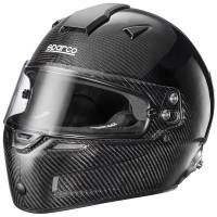 Snell SA2015 Rated Full Face Helmets - Sparco Full Face Helmets - Sparco - Sparco Sky RF-7W Carbon Fiber Helmet