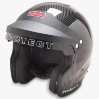 Pyrotect - Pyrotect ProSport Carbon Graphic Open Face Helmet