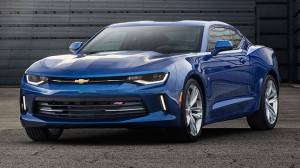 Chevrolet Camaro (6th Gen 16-Up)