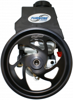 Street Performance USA - Turn One Steering - Turn One Steering Power Steering Pump w/ Pulley - Chevy Camaro/Pontiac Firebird LS1 1998-2002